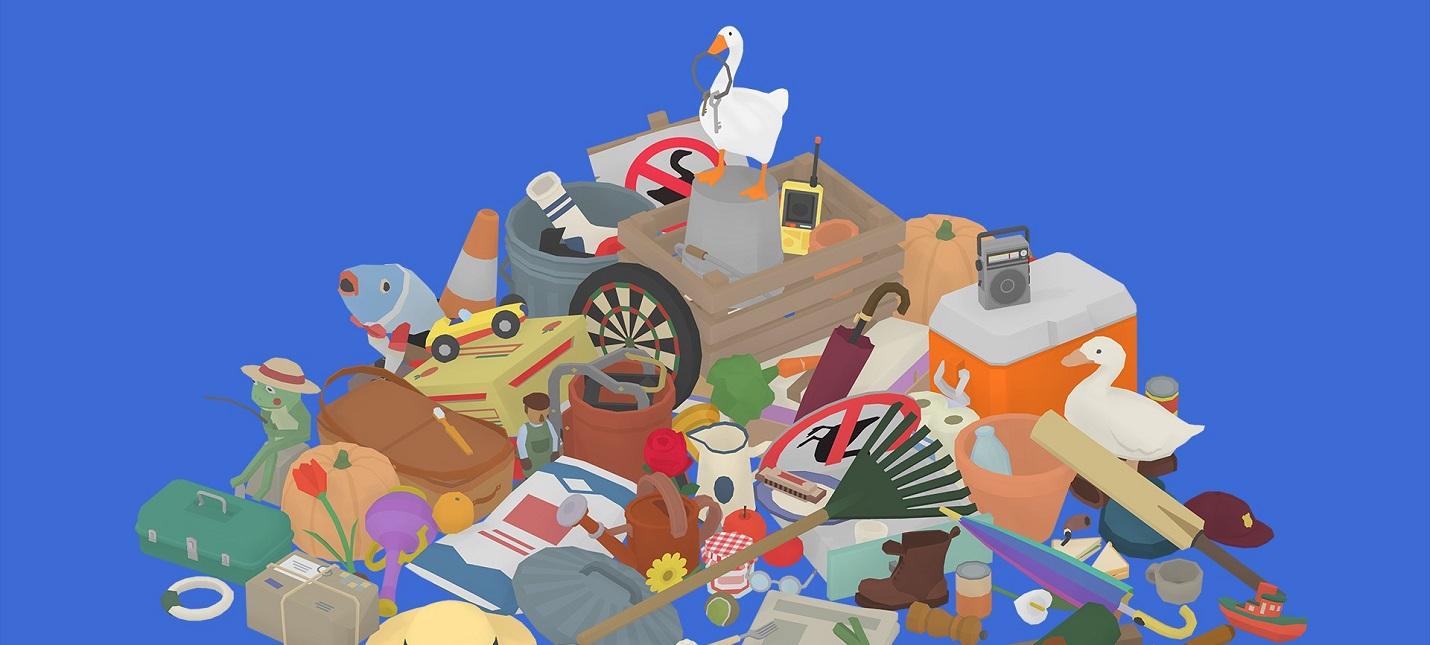 Untitled Goose Game стала игрой года по версии GDC Awards 2020