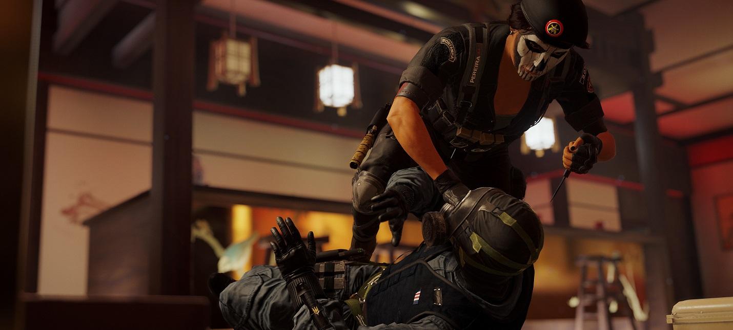 Rainbow Six Siege получит бесплатный апгрейд для консолей нового поколения