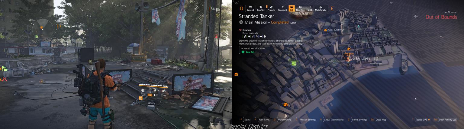 Игроки The Division 2 не могут отыскать двух последних Охотников