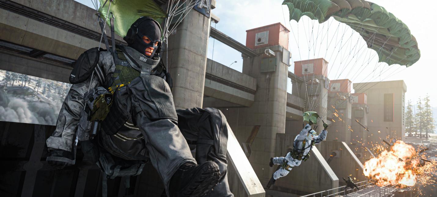 Игроки Call of Duty: Warzone научились бороться с кемперами на крышах