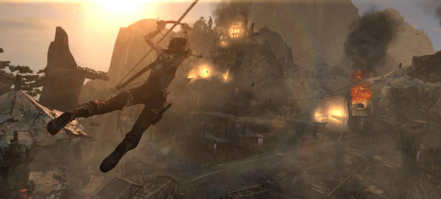 В Steam до 24 марта можно бесплатно получить Tomb Raider 2013