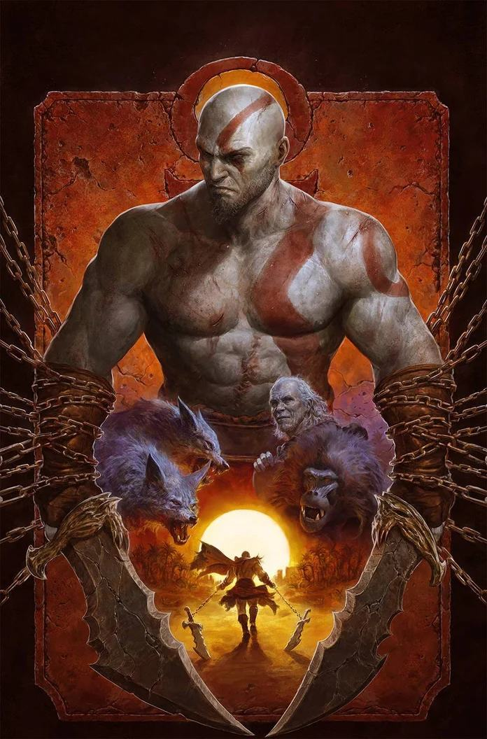 Из Греции на Север — God of War получит комикс-приквел