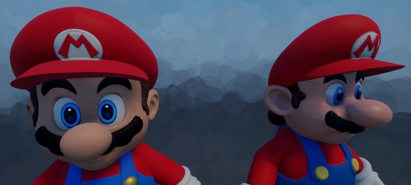 Nintendo запретила использовать Марио в Dreams