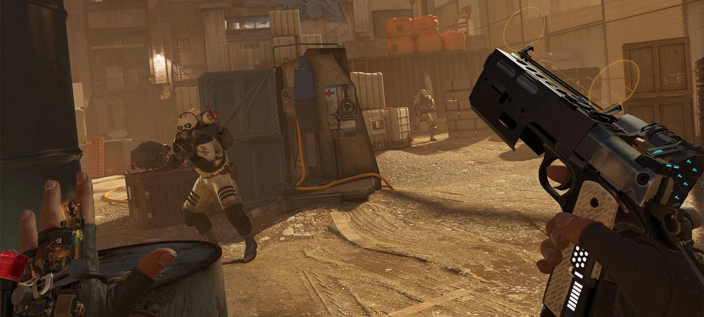 Nvidia выпустила драйвер для Half-Life: Alyx