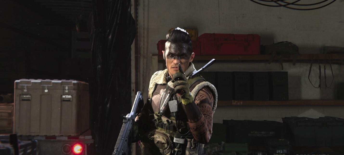 Call of Duty: Modern Warfare получит патч со свежей картой и новыми видами оружия для Warzone