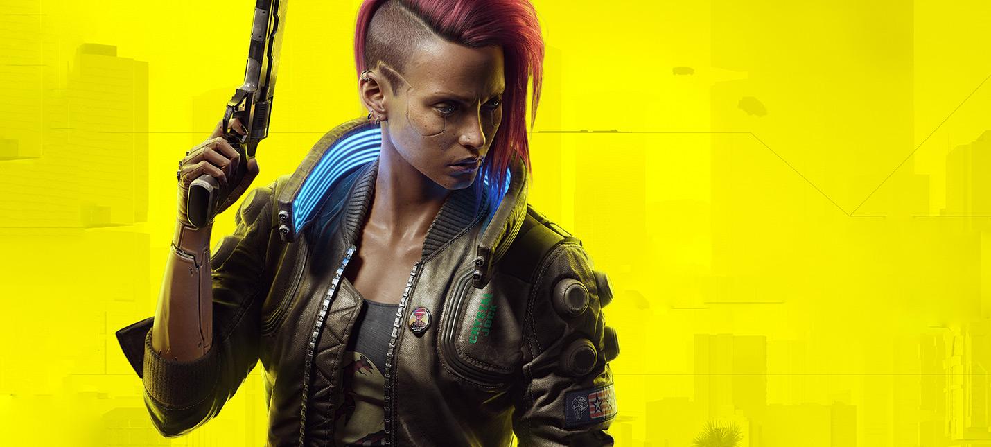Первый взгляд на фигурку женской версии Ви из Cyberpunk 2077