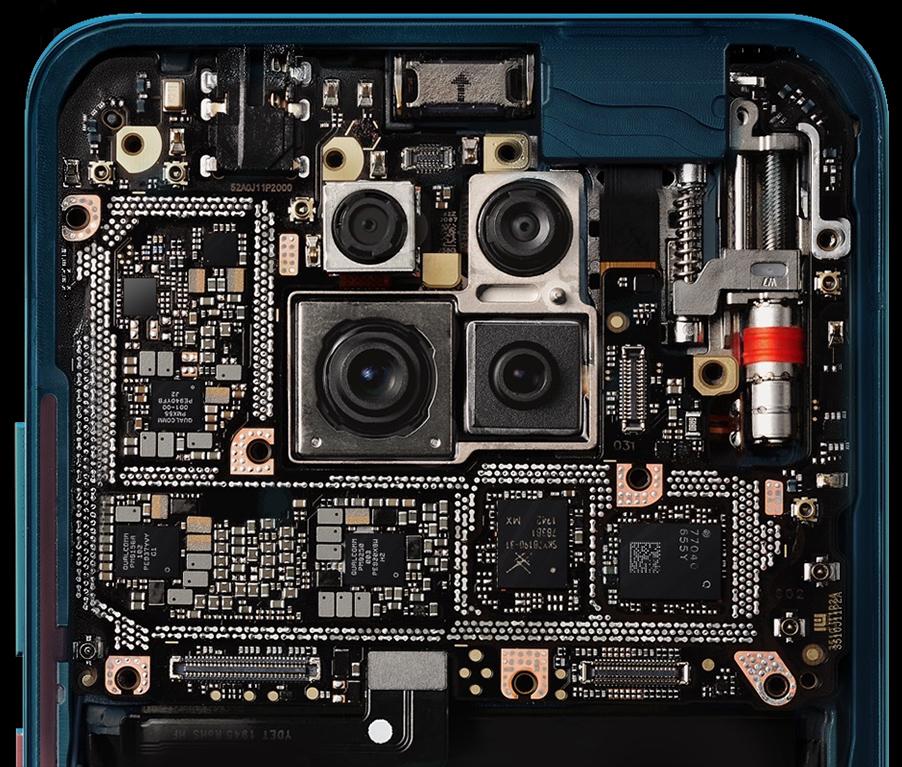 Xiaomi представила флагман Redmi K30 Pro