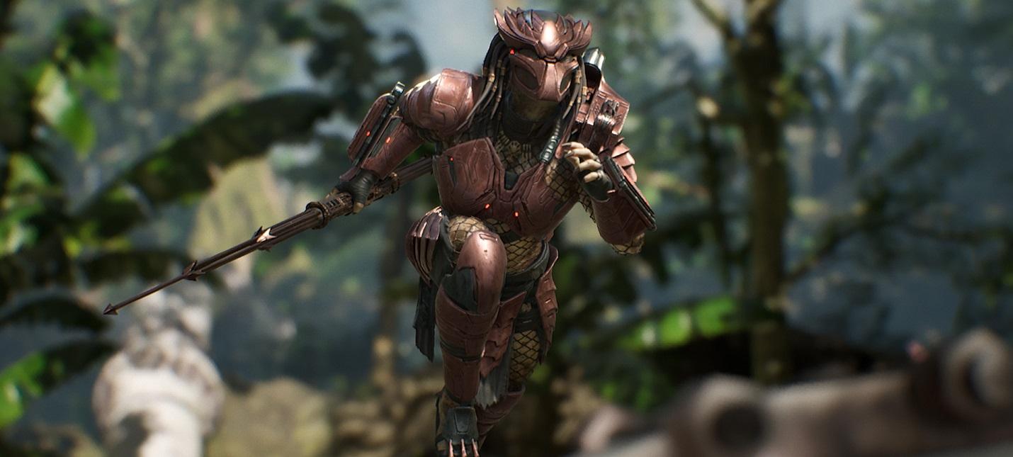 Два новых геймплейных трейлера Predator: Hunting Grounds к началу открытого тестирования