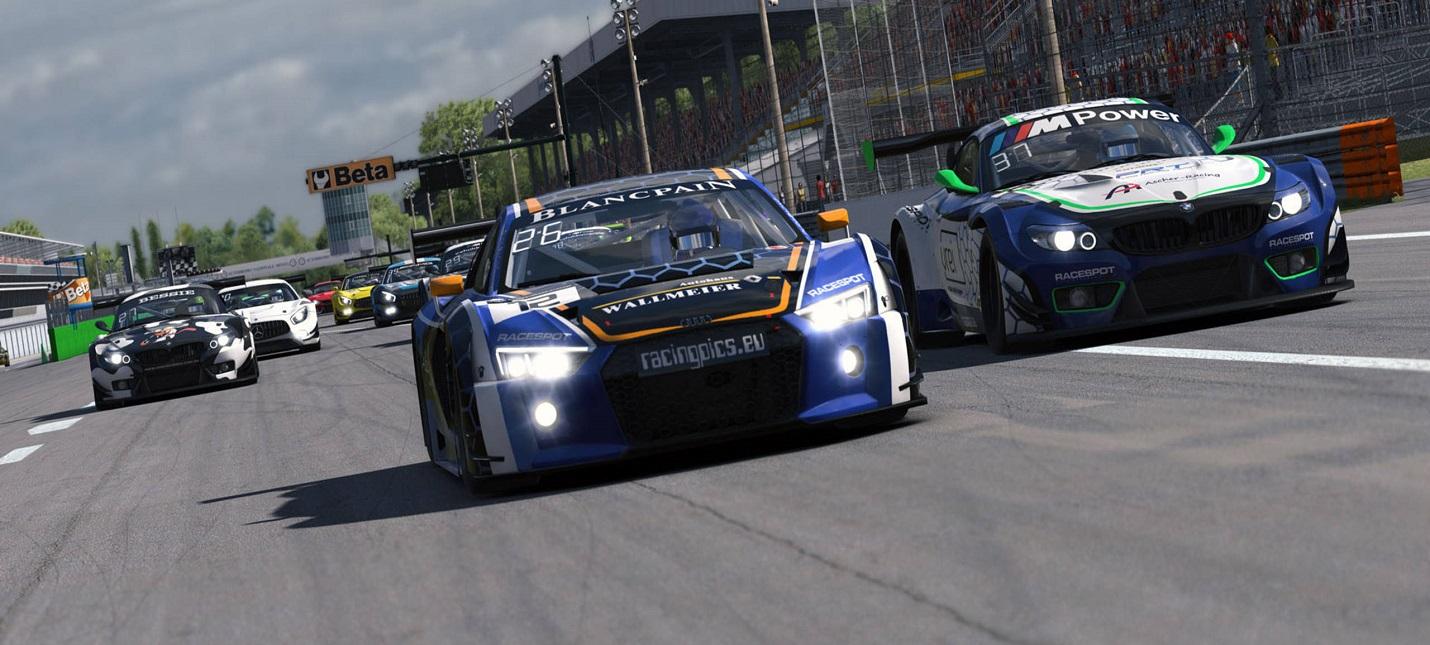 NASCAR будет транслировать виртуальные гонки по ТВ из-за отмены официальных