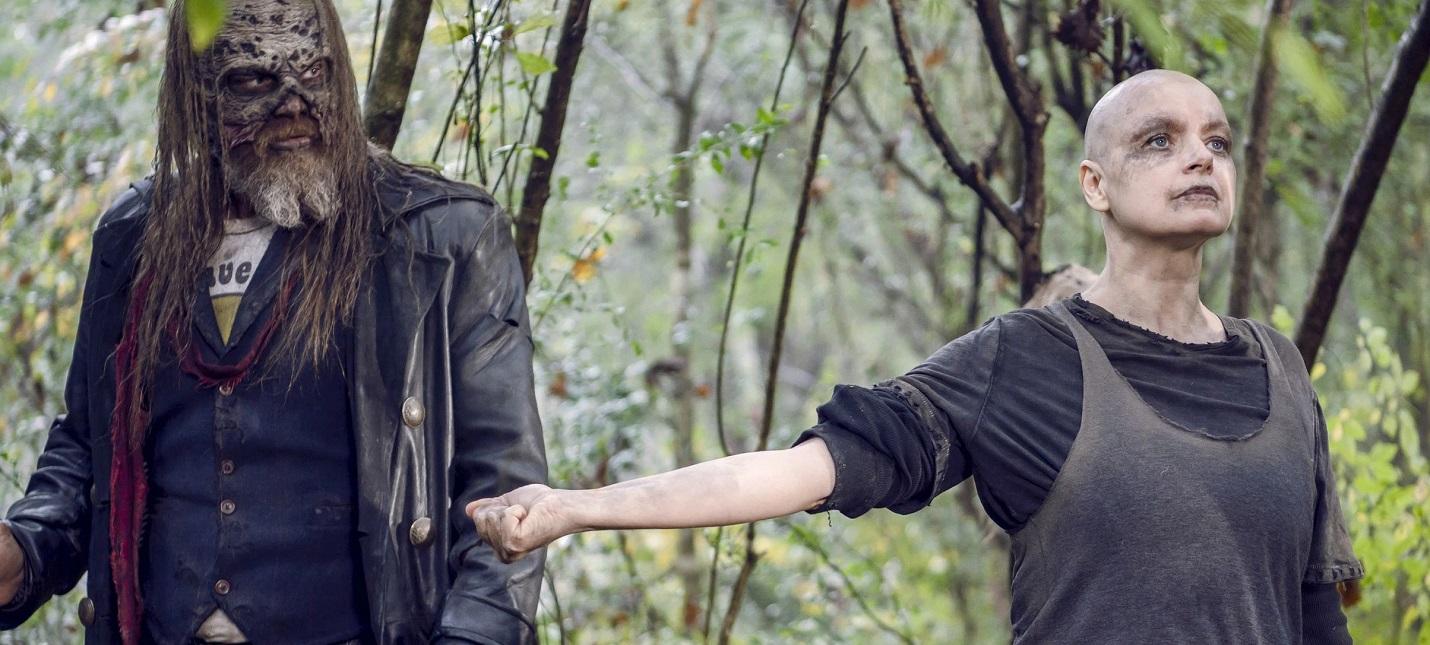 """AMC перенесла финал десятого сезона """"Ходячих мертвецов"""""""