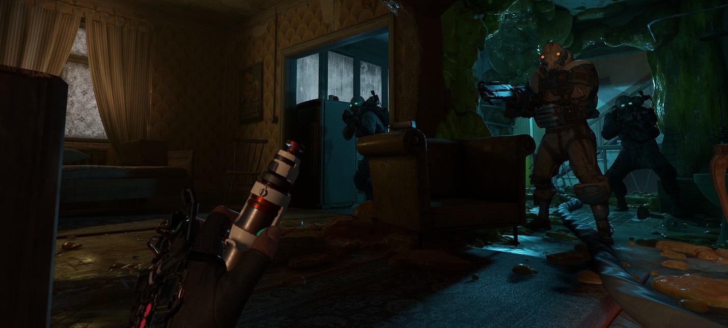 В Half-Life: Alyx добавили плавное вращение камерой