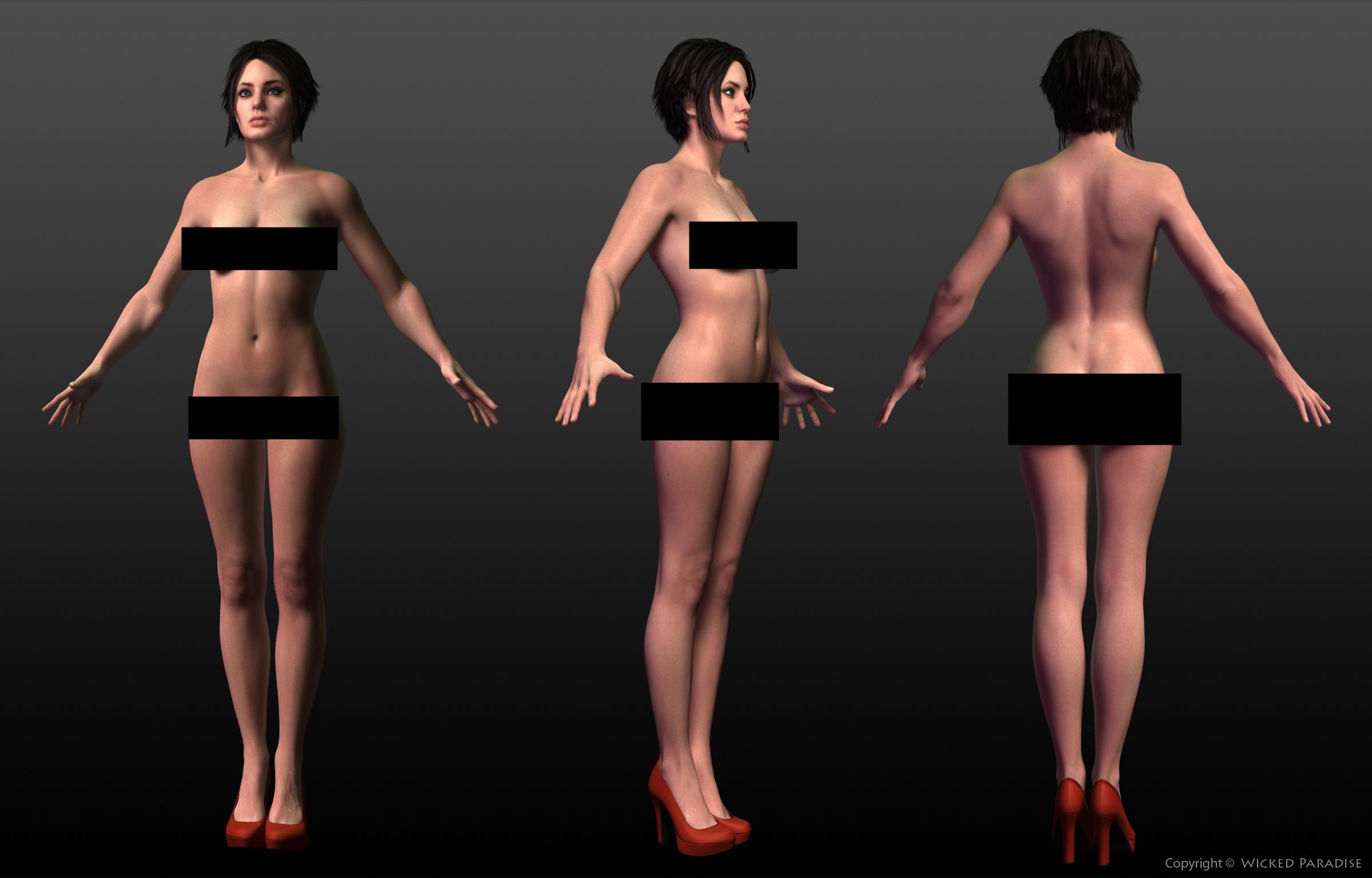 игра виртуальная девушка секс