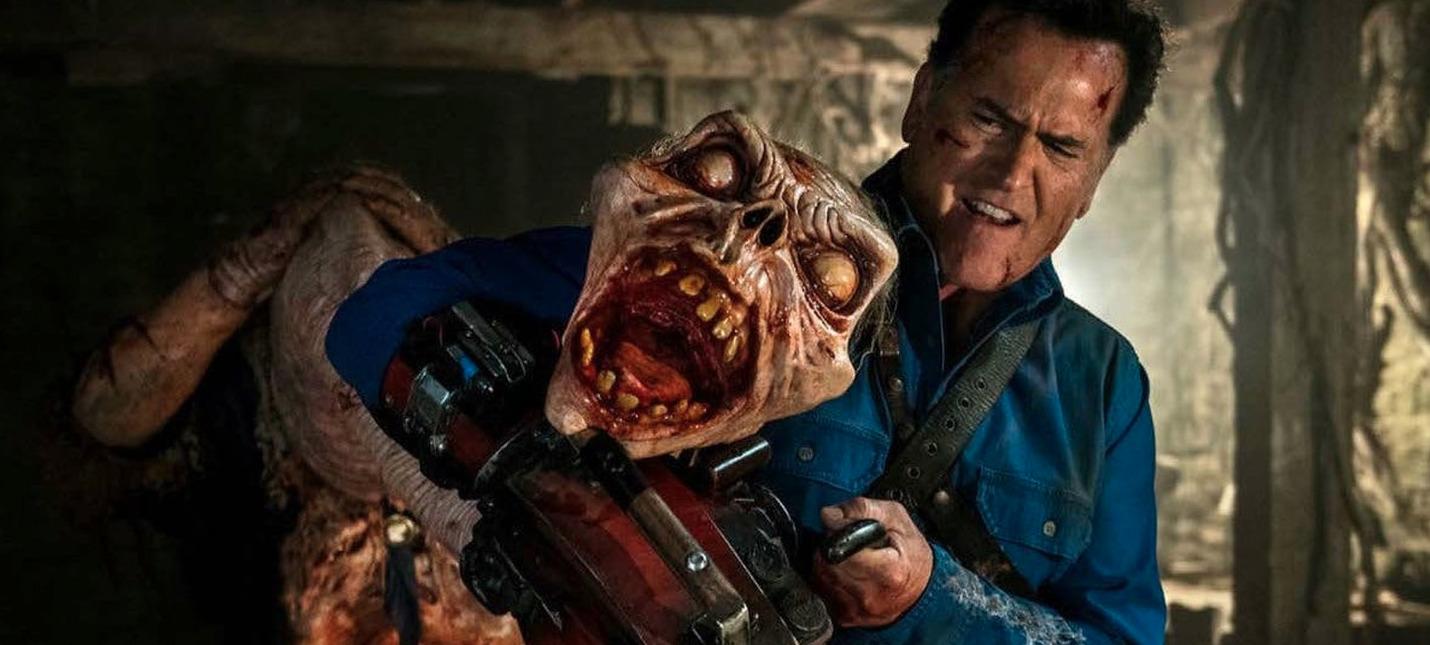 """Warner Bros. упомянула Эша из """"Зловещих мертвецов"""" в рассылке по Mortal Kombat 11"""