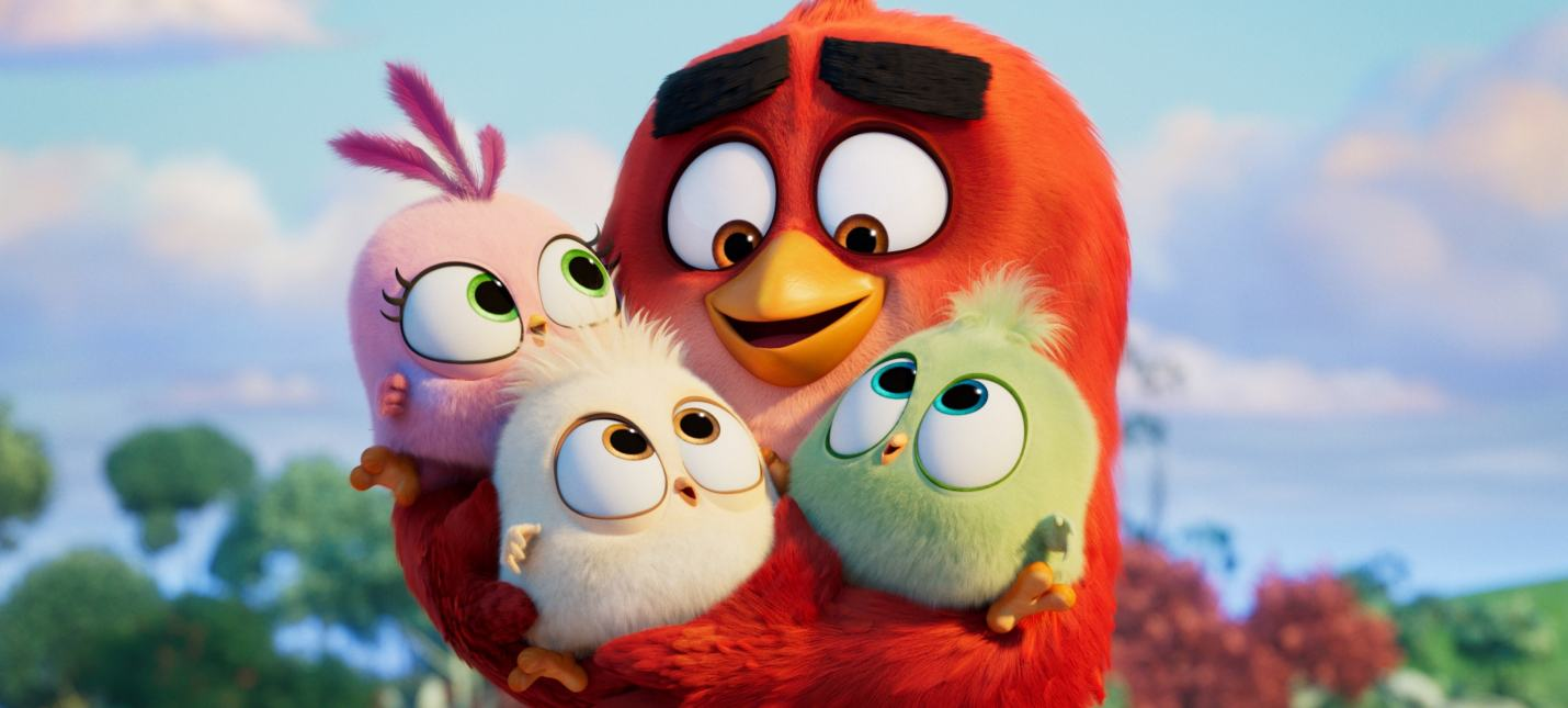 Netflix выпустит мультсериал по мотивам Angry Birds