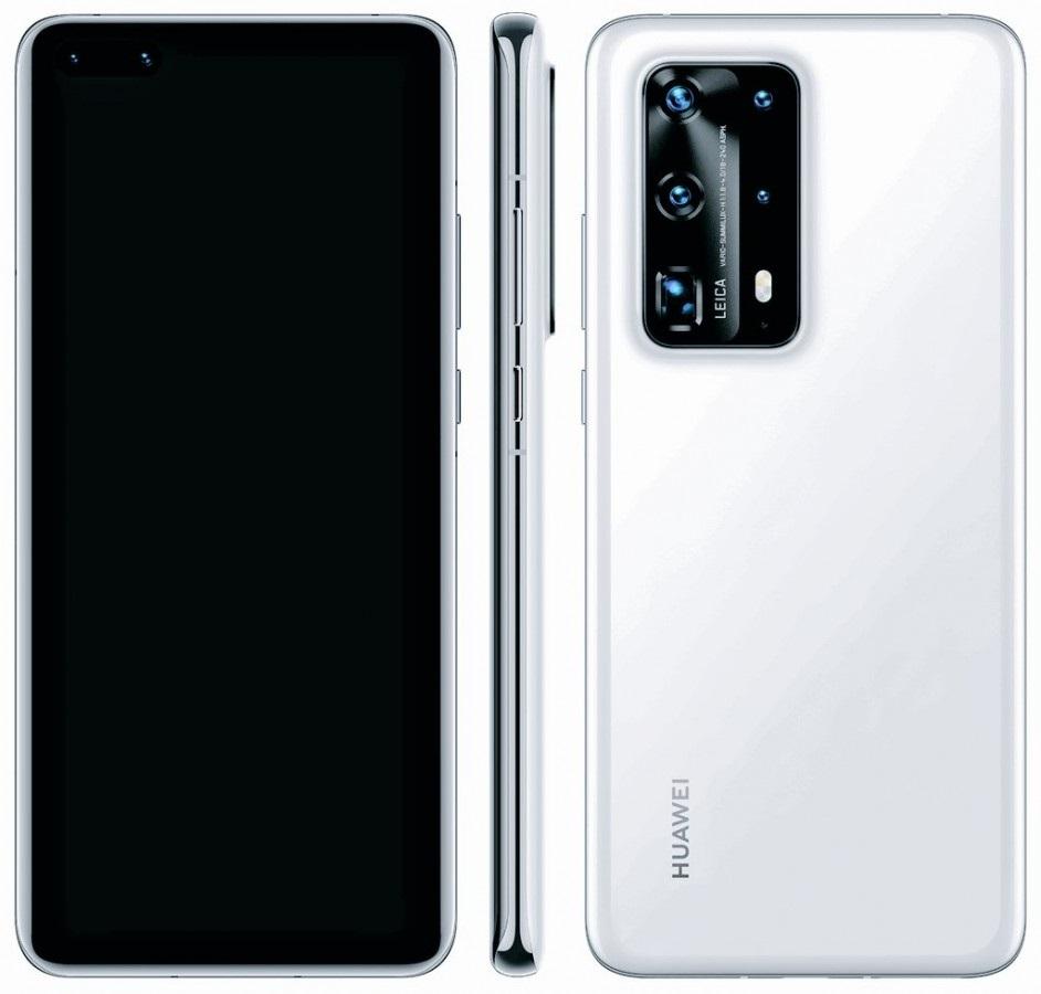 Huawei представила линейку флагманов Huawei P40