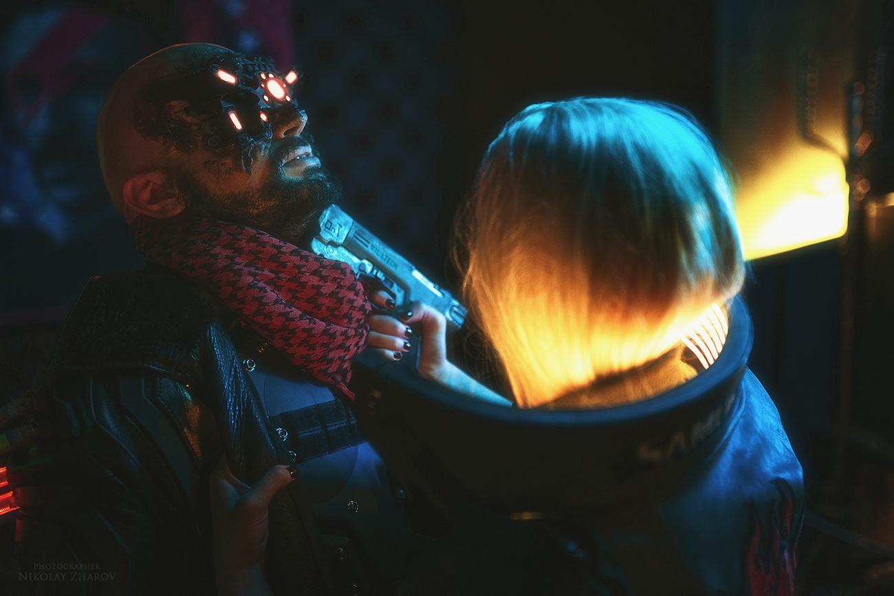 Пятничный косплей: Resident Evil 3, Cyberpunk 2077 и Overwatch