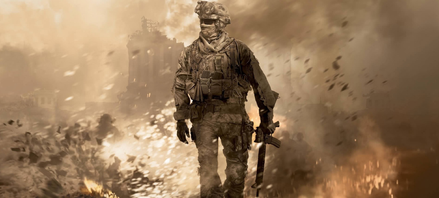 Утечка: Постер сюжетного ремастера Modern Warfare 2