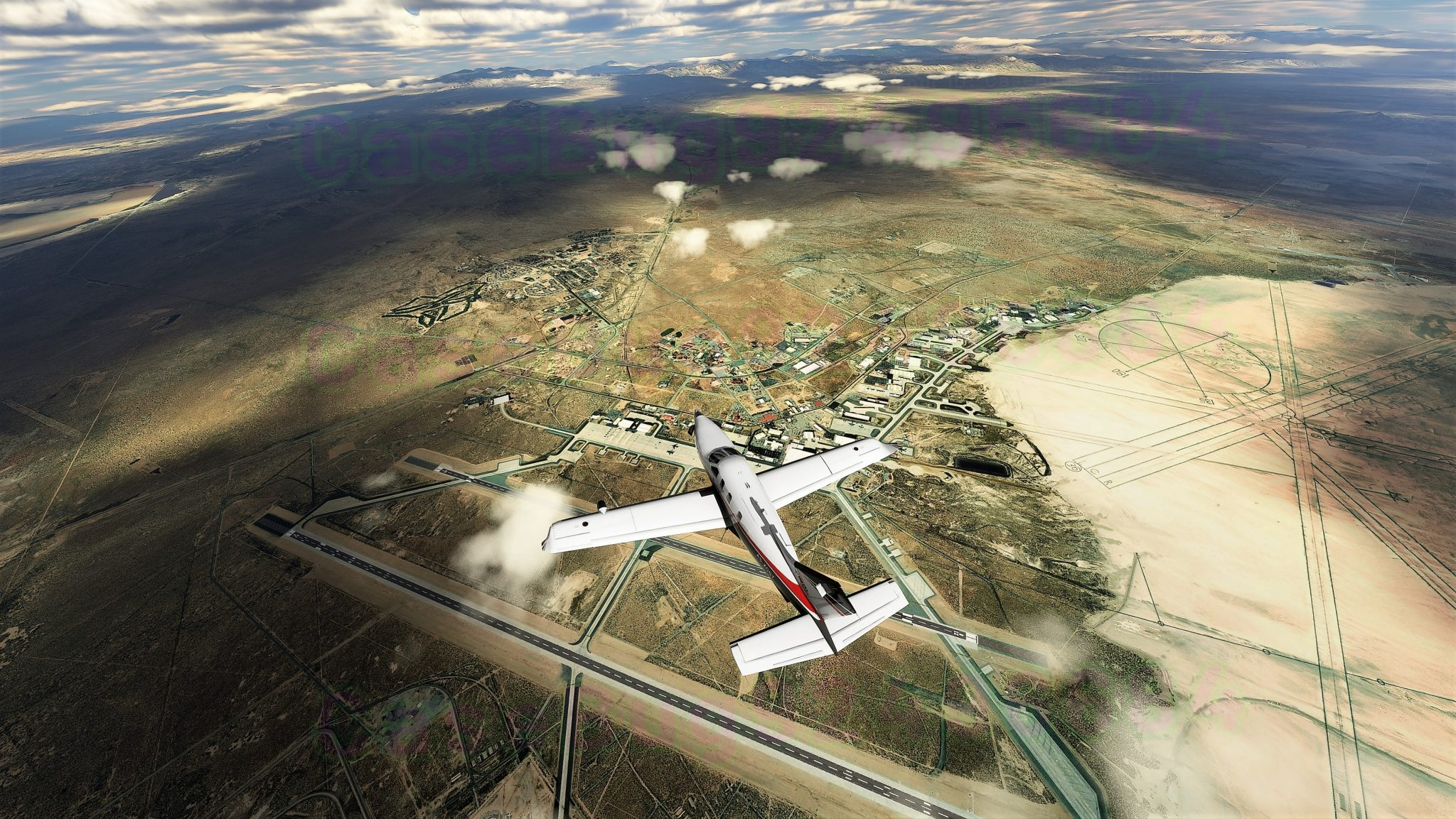 Новые восхитительные скриншоты Microsoft Flight Simulator