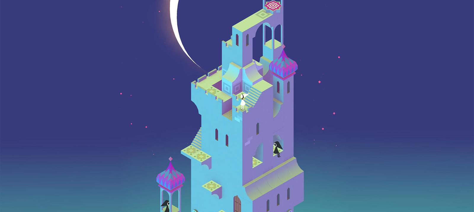 Monument Valley 2 раздают бесплатно на iOS и Android