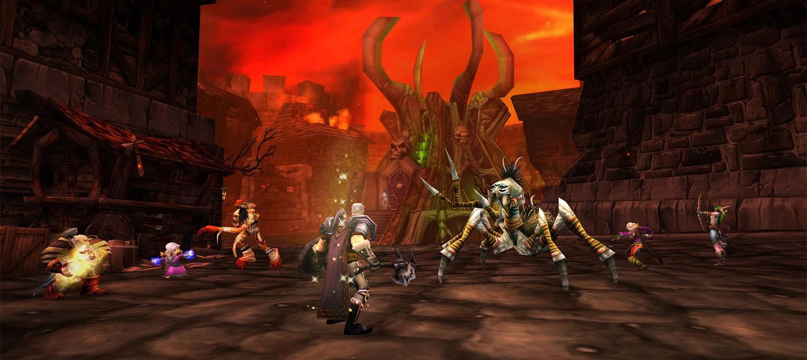 Blizzard опрашивает игроков WoW Classic о потенциальном релизе The Burning Crusade Classic