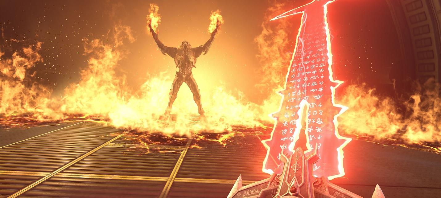 Steam-чарт: DOOM Eternal продолжает лидировать
