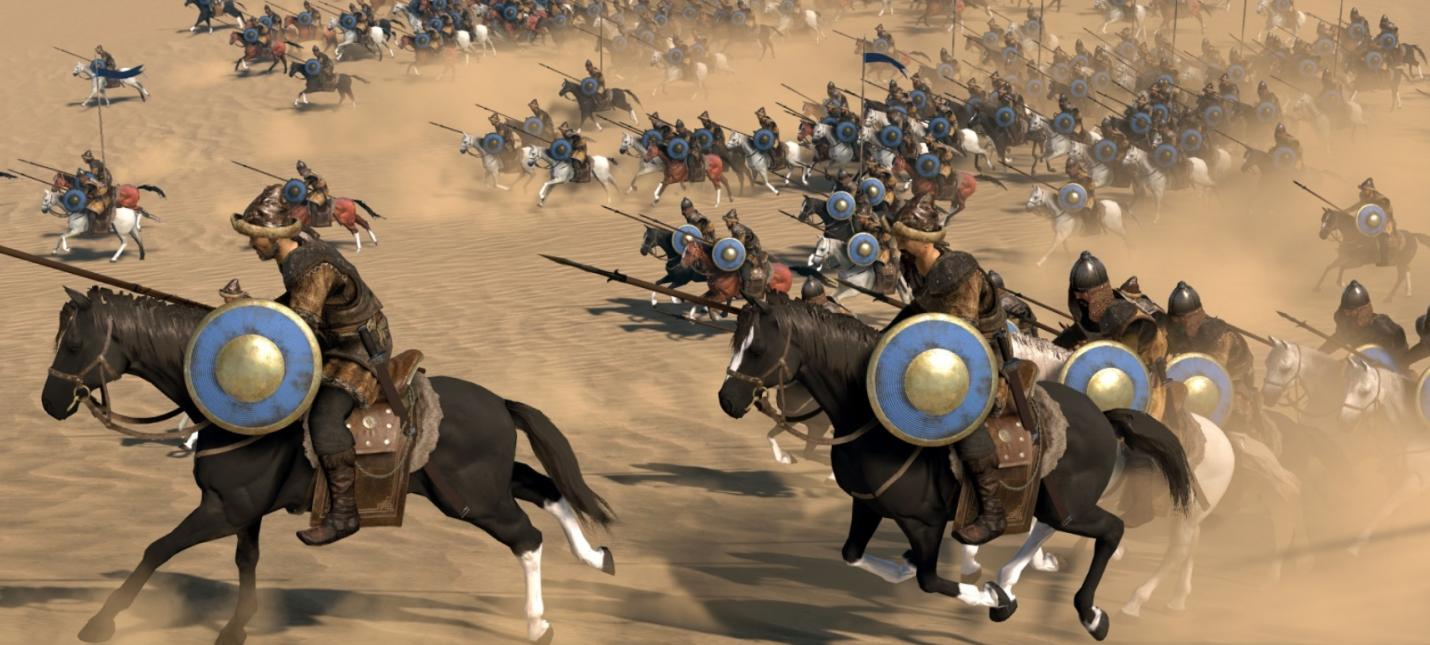 Mount & Blade 2: Bannerlord вышла в ранний доступ Steam