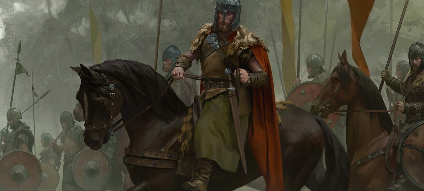В Mount & Blade 2: Bannerlord можно играть за рыцаря-младенца
