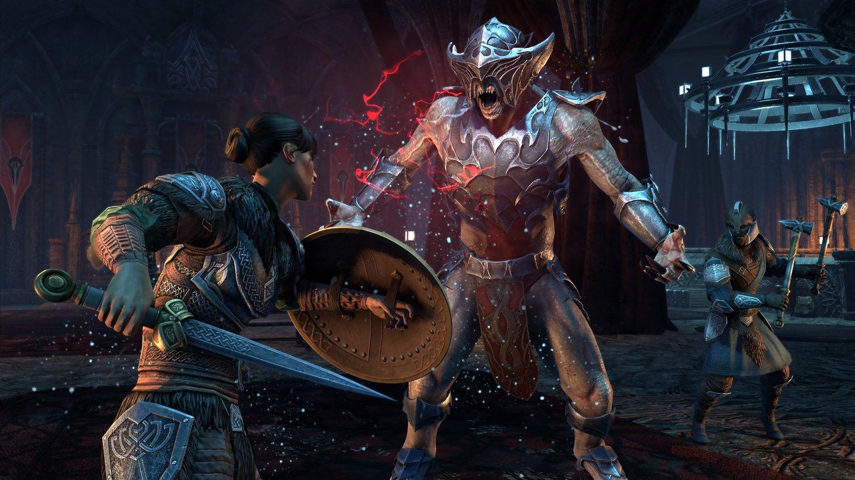 Новые скриншоты и геймплей дополнения Greymoor для The Elder Scrolls Online