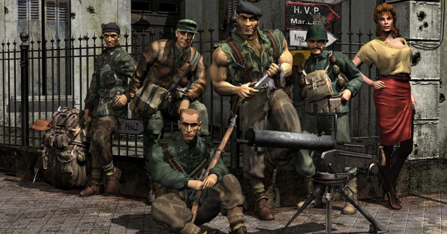 Новая часть Commandos уже в разработке