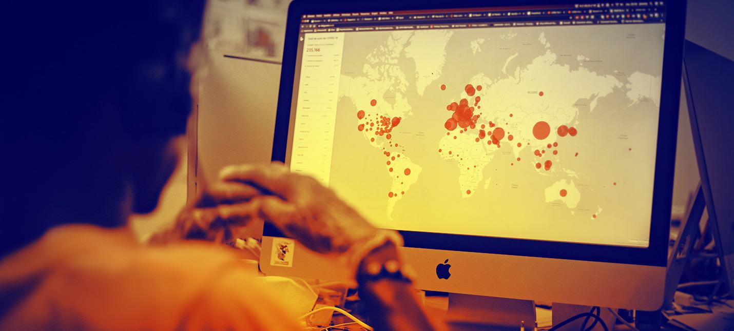 Остерегайтесь мошенников, которые пользуются коронавирусом для похищения денег и информации