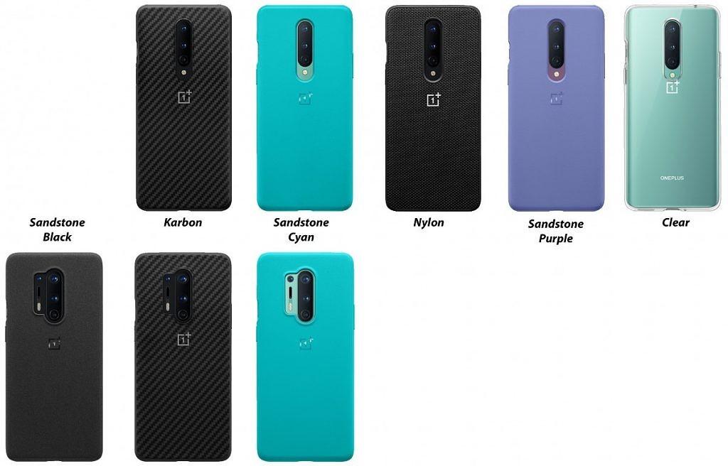 Новые рендеры OnePlus 8 Pro