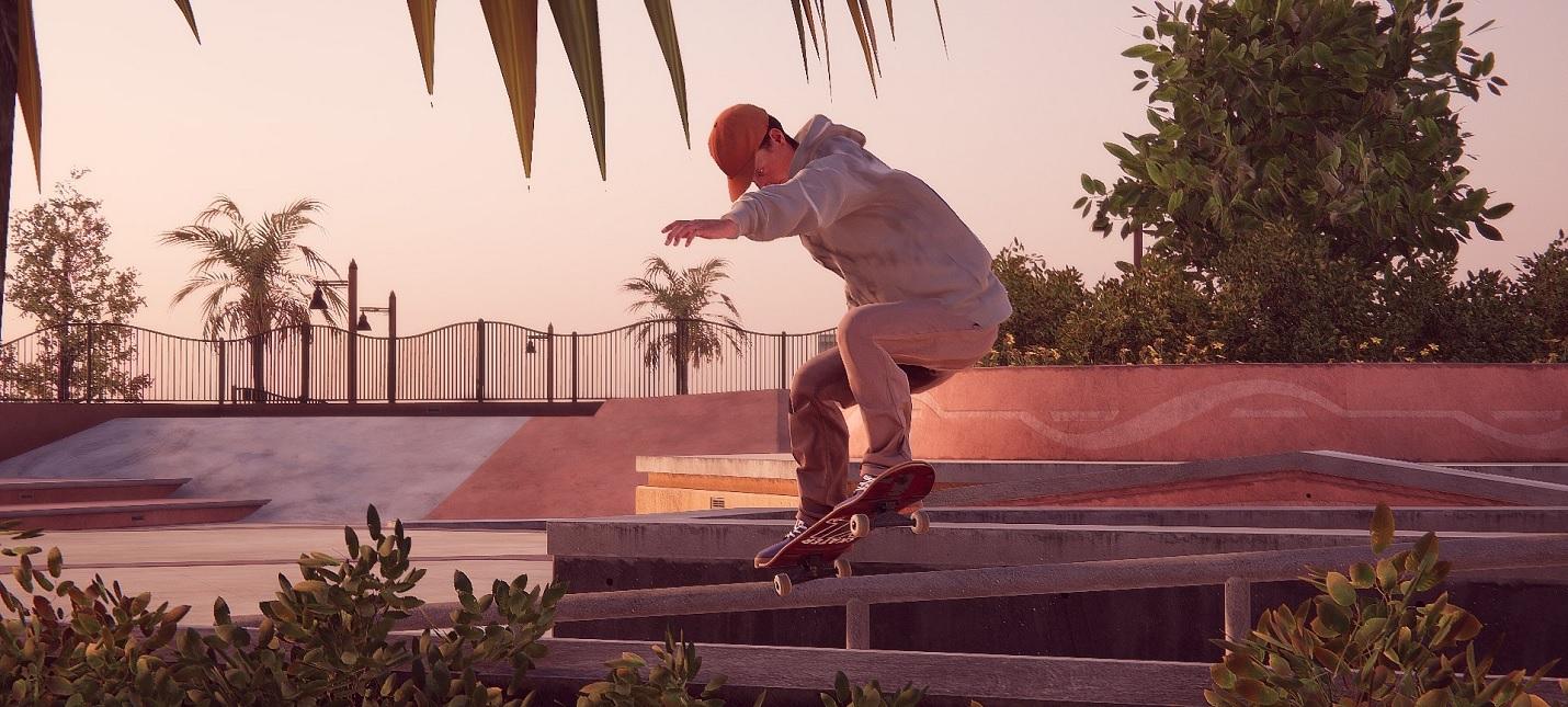 Прорайдеры, большие трюки и Лос-Анджелес в новом трейлере Skater XL
