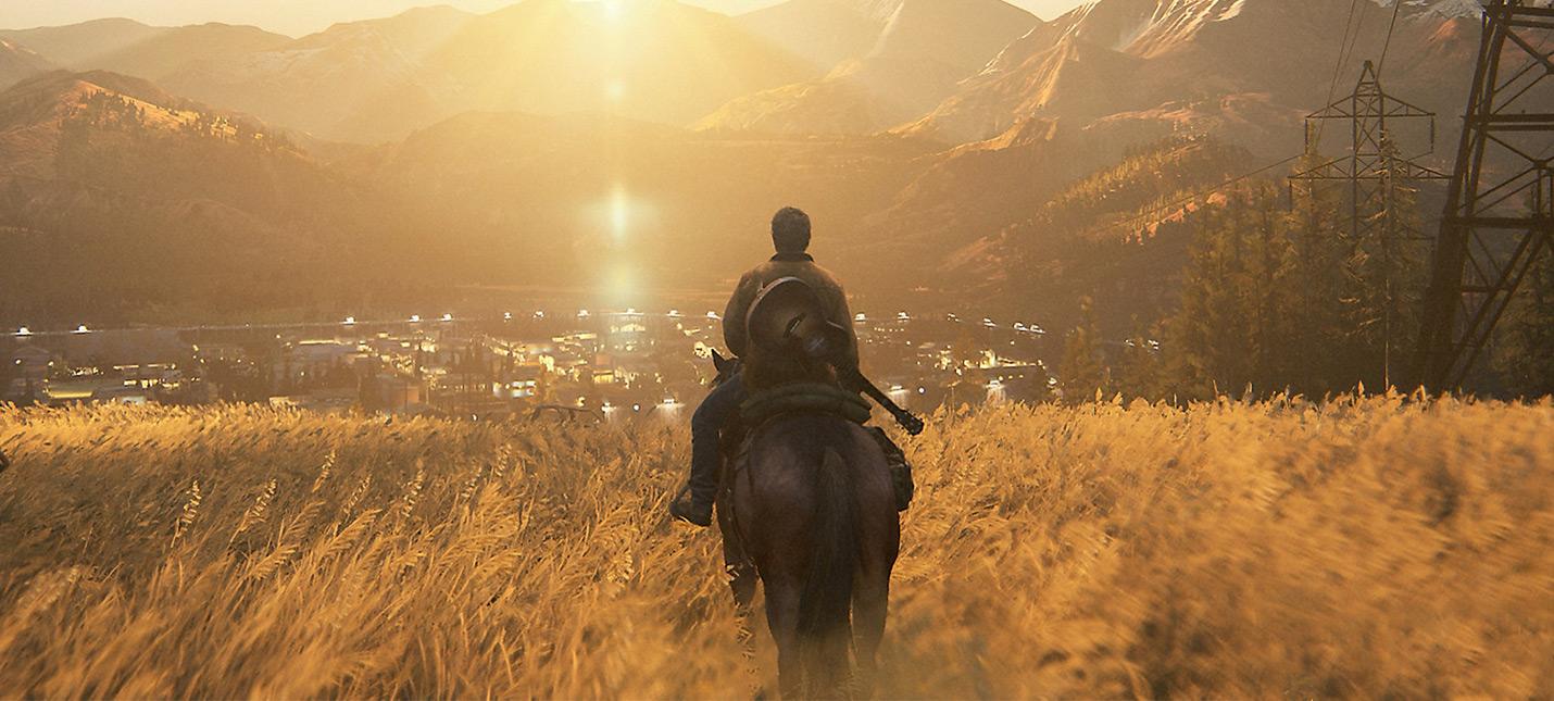 Посмотрите две минуты геймплея The Last of Us Part 2 с игрой на гитаре