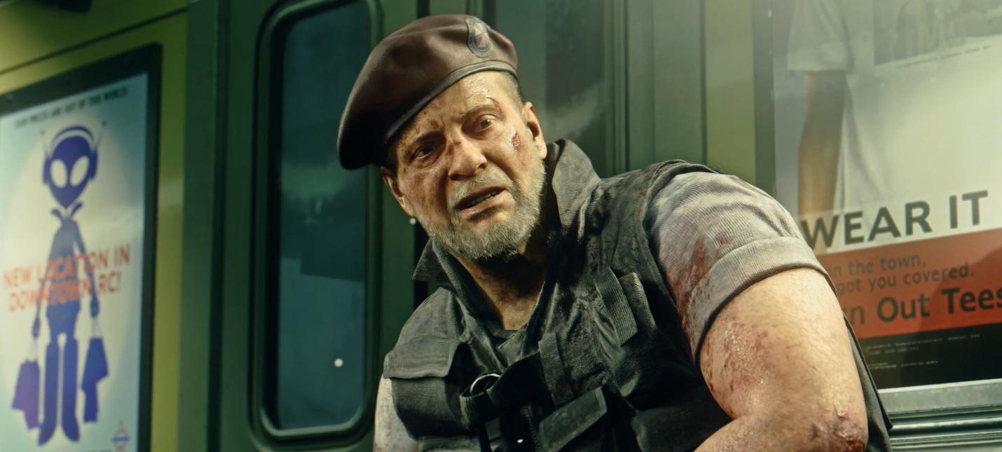 Моддер добавил трассировку лучей в Resident Evil 3
