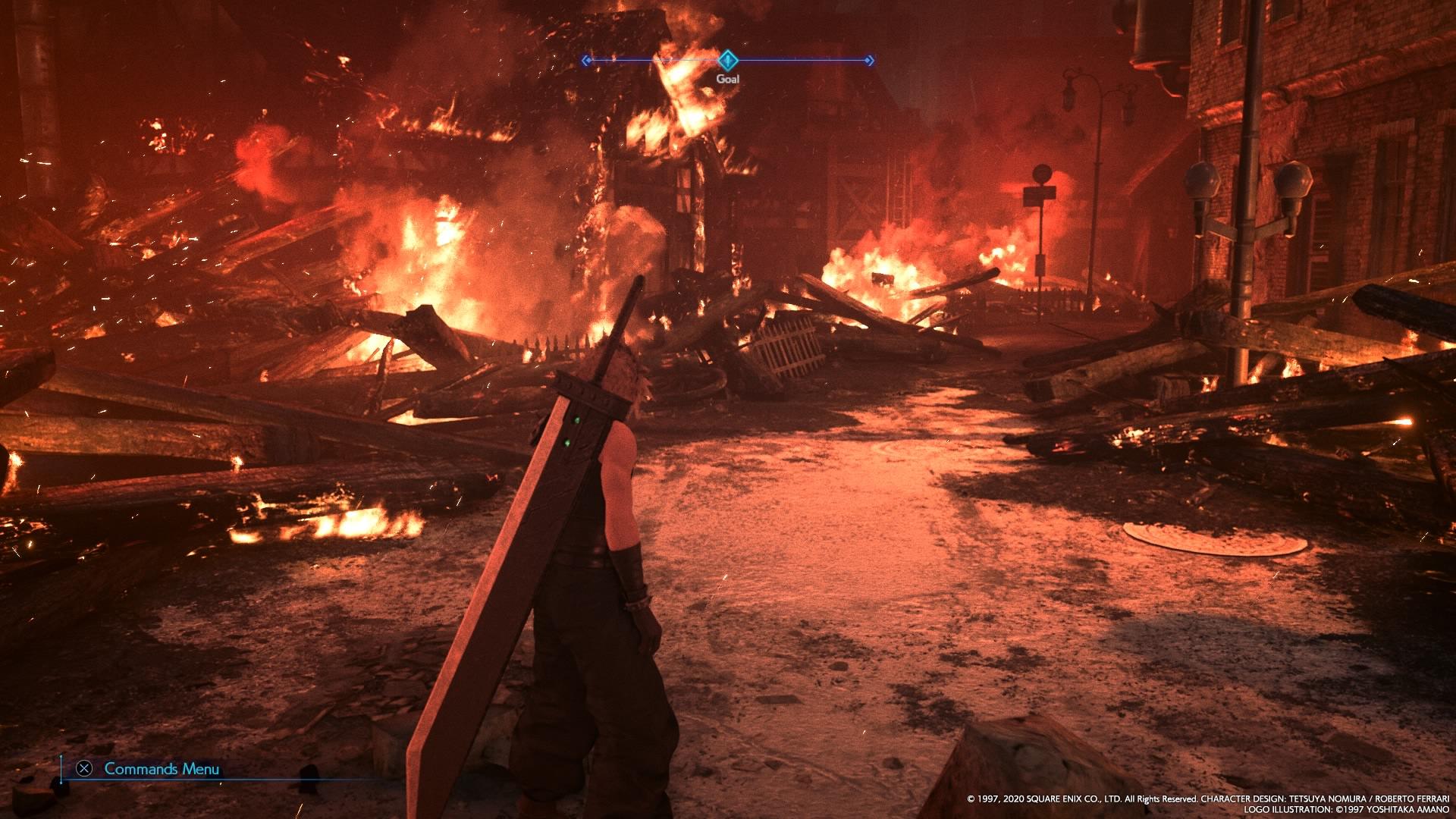 Последняя сказка: обзор Final Fantasy VII