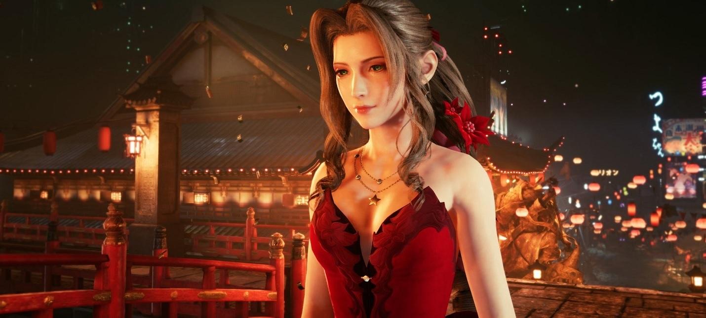 Сравнение катсцен из оригинала и ремейка Final Fantasy VII