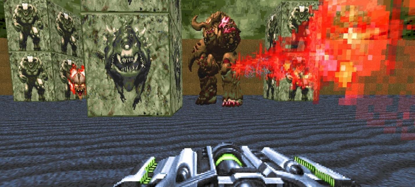 Вышла новая версия демейк-мода Doom 2016 года