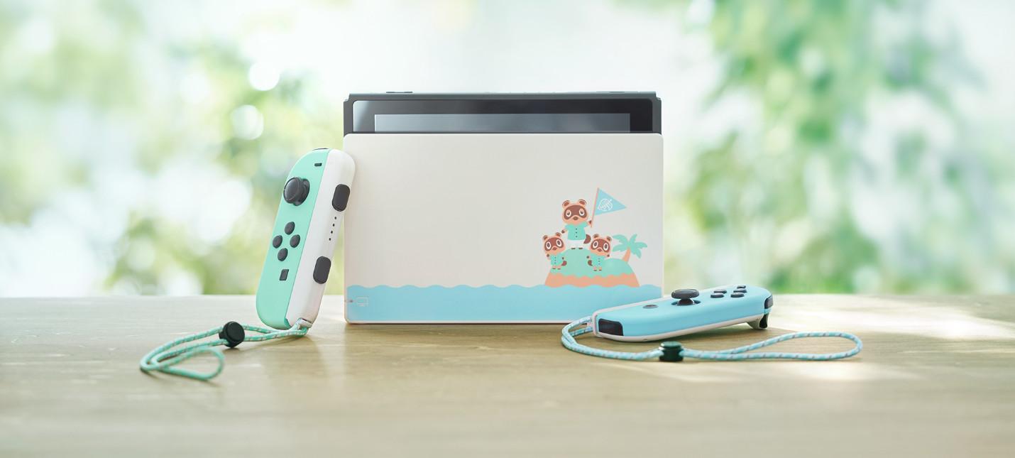 Nintendo приостановила поставки Switch в Японии — производство консолей еще не восстановлено