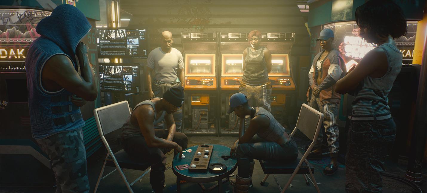 Часть озвучки Cyberpunk 2077 будет добавлена в игру с патчем первого дня