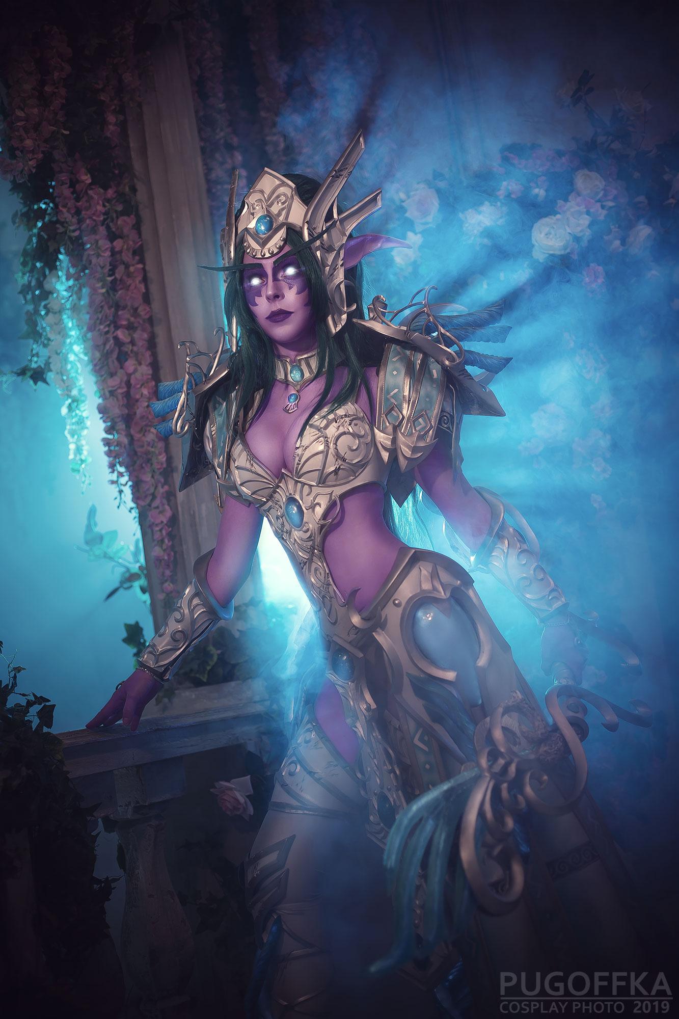 Пятничный косплей: DC Comics, Resident Evil 3 и World of Warcraft