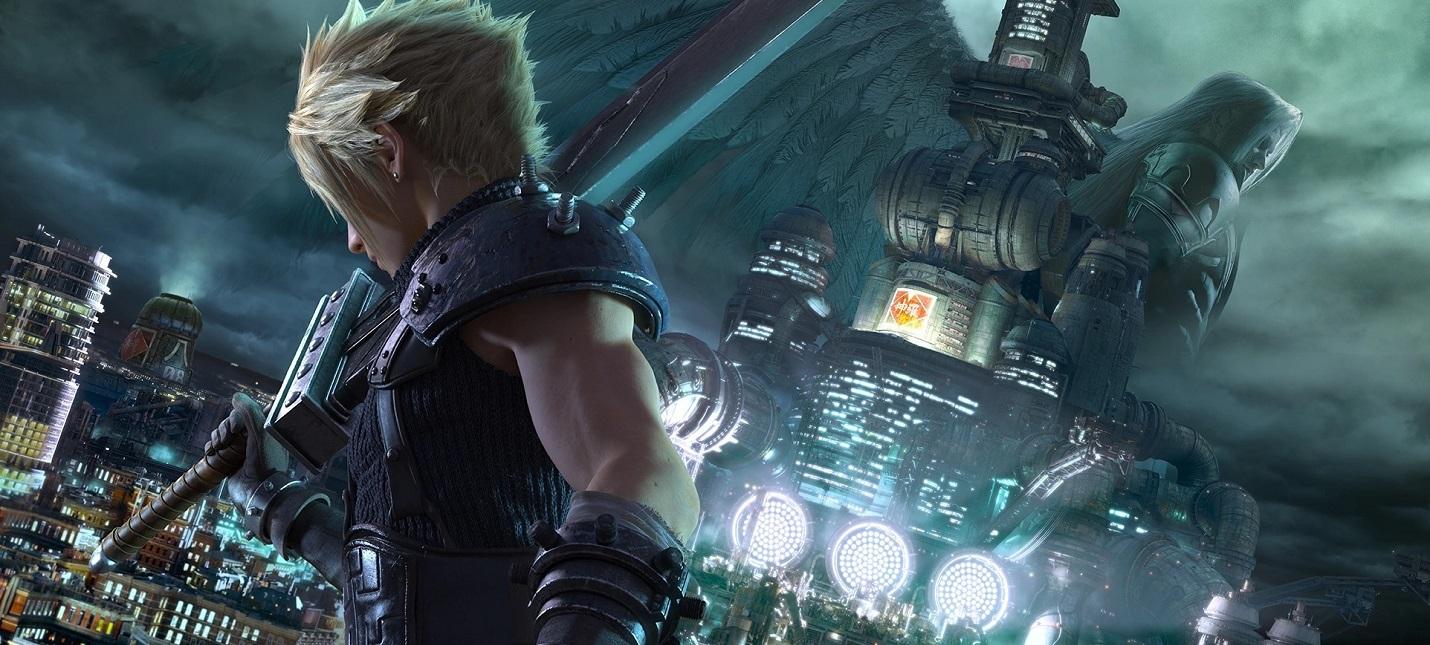 Меч Клауда из Final Fantasy 7 выточили на стержне карандаша