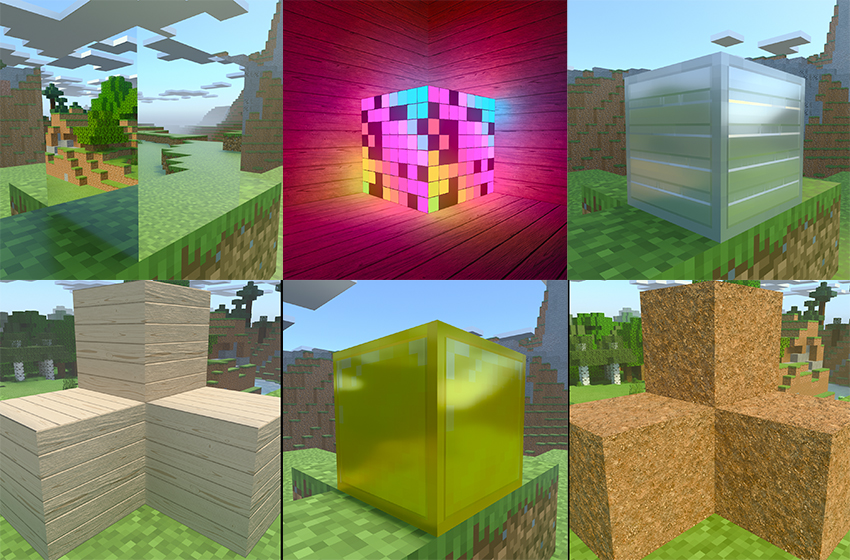 Бета Minecraft с трассировкой лучей выйдет 16 апреля