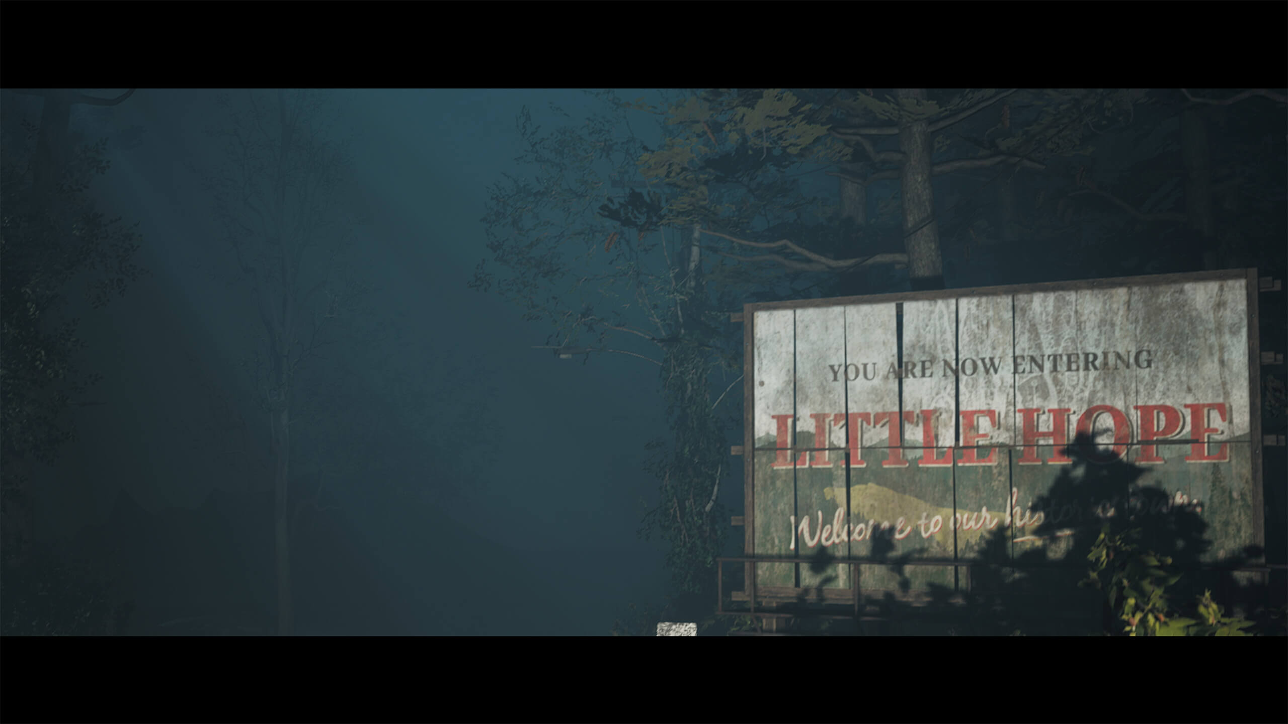 Новые скриншоты, трейлер и подробности The Dark Pictures: Little Hope