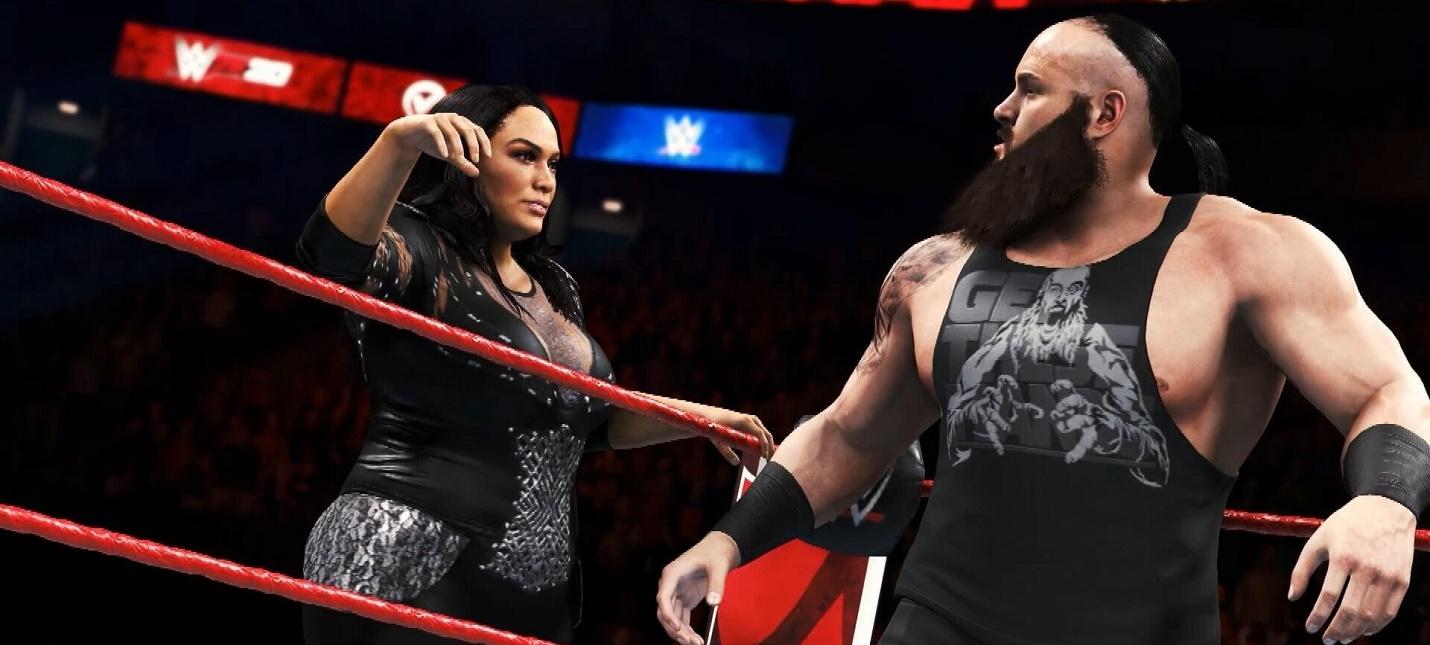 Слух: WWE 2K21 не выйдет в этом году