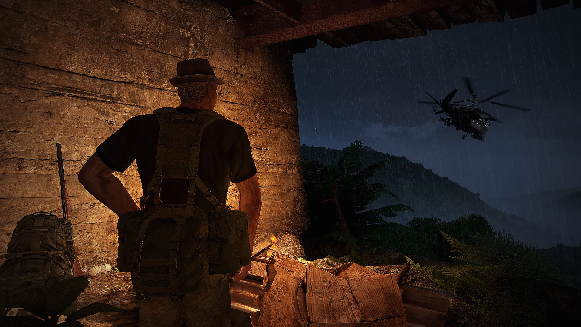 Владельцы Arma 3: Apex получили бесплатный сценарий Old Man