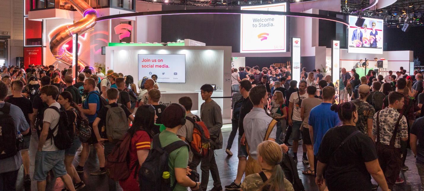 Официально: gamescom 2020 пройдет только в онлайне