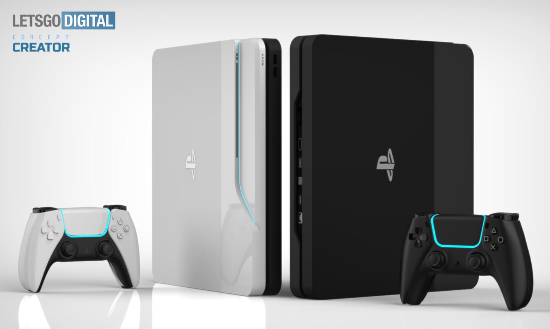 Фанат показал свою версию PS5 в ролике с диском GTA 6