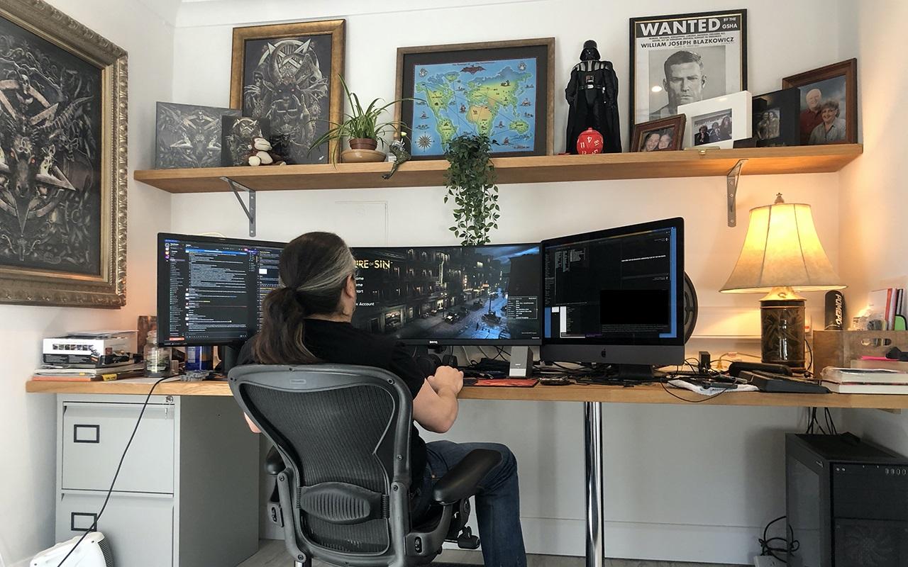 Как разработчики игр работают в условиях карантина