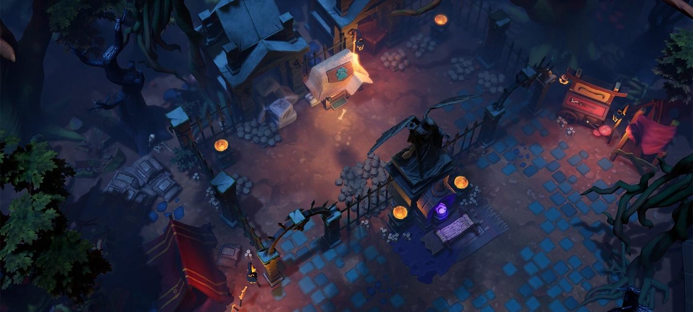 У игроков Torchlight III будут персональные форты