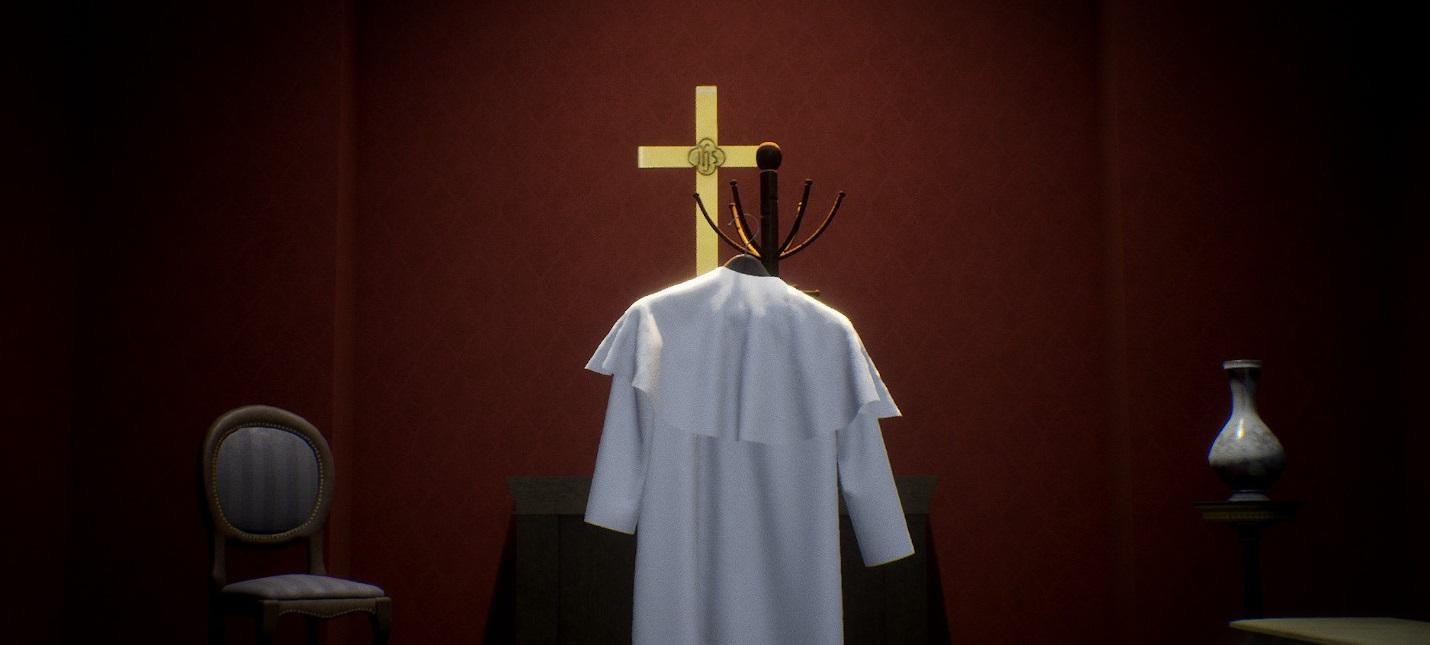 Жизнь Папы Римского в первом трейлере Pope Simulator